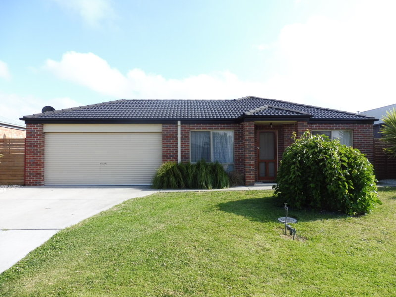 8 CLEMATIS COURT, Lucknow, Vic 3875