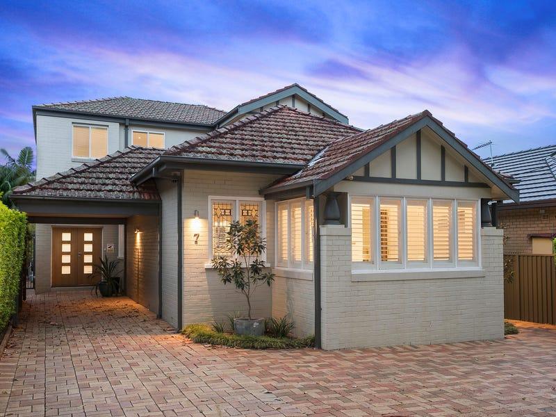 7 Broughton Street, Sans Souci, NSW 2219