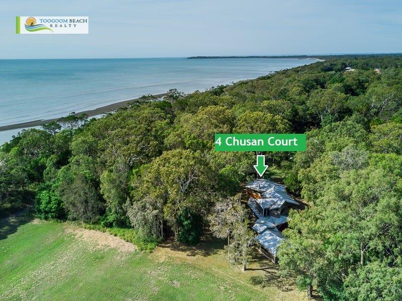 4 Chusan Court, Dundowran Beach Qld 4655