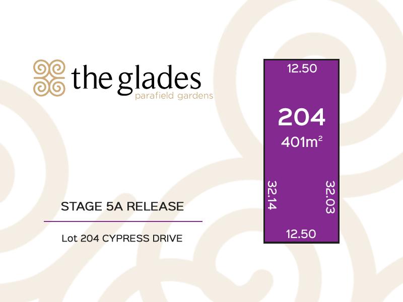 Lot 204 Cypress Drive, Parafield Gardens, SA 5107