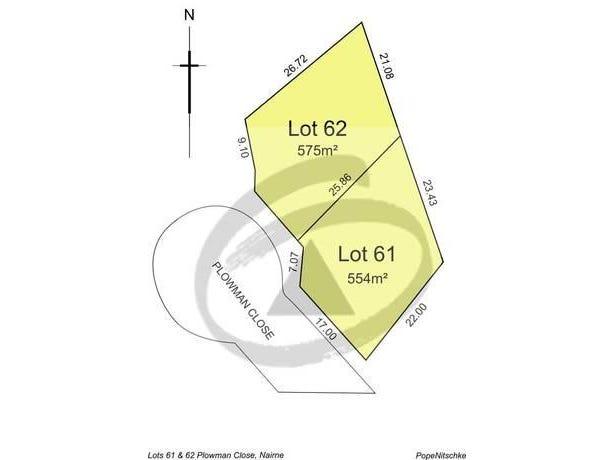 Lot 61 & 62, Lot 62 4 Plowman Close, Nairne, SA 5252
