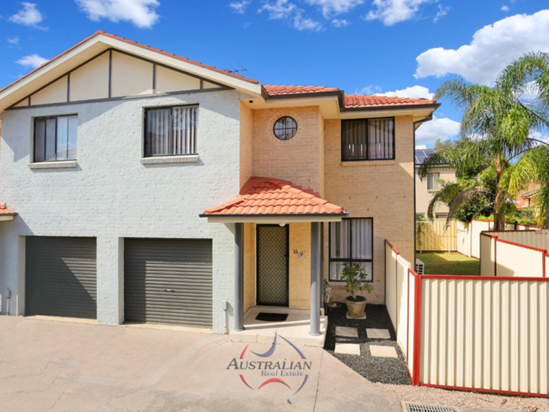 13/25 Abraham Street, Rooty Hill, NSW 2766