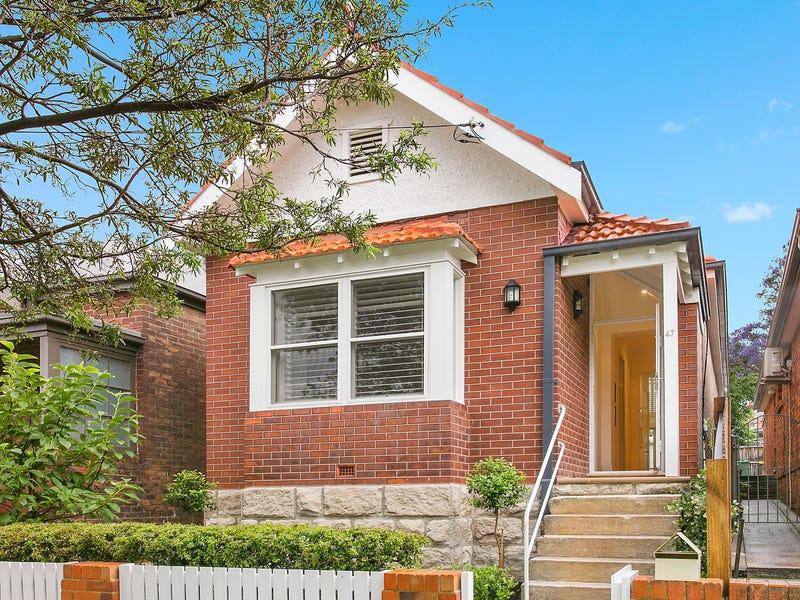 47 Mitchell Street, Naremburn, NSW 2065