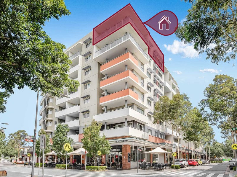 703/72  Civic Way, Rouse Hill, NSW 2155