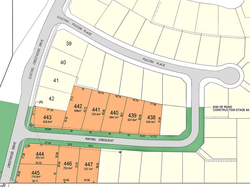Lot 444, Crestwood Glen Estate, Port Macquarie, NSW 2444