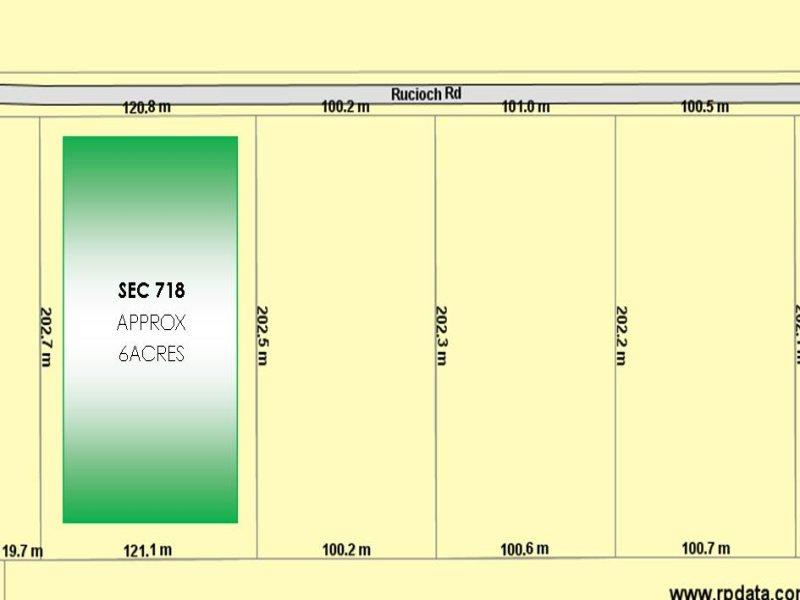 sec 718 Rucioch Rd, Wallaroo, SA 5556