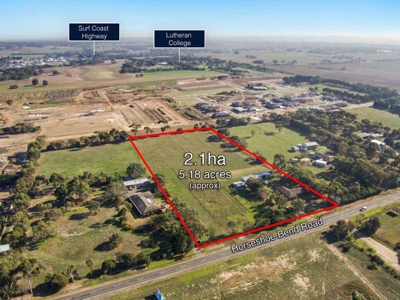450 Horseshoe Bend Road, Armstrong Creek, Vic 3217