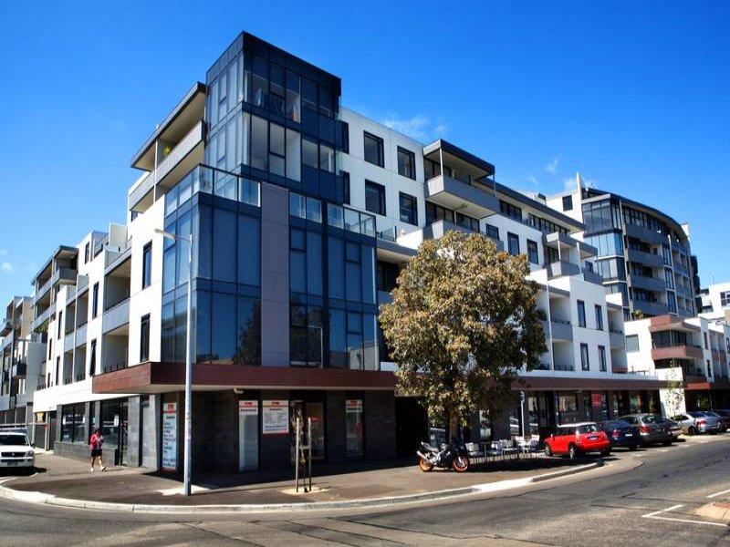C503,166 Rouse Street, Port Melbourne, Vic 3207