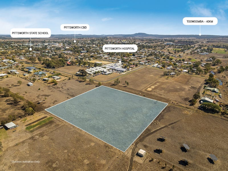 Lot 27, Daniel Street, Pittsworth, Qld 4356