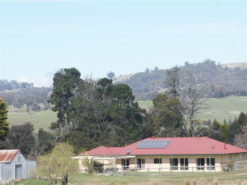 709 Galls Gap Road, Strathbogie, Vic 3666