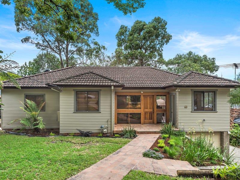 69 Mt Pleasant Avenue, Normanhurst, NSW 2076