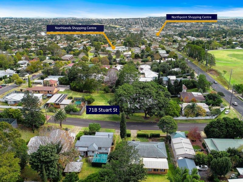 71B Stuart Street, North Toowoomba, Qld 4350