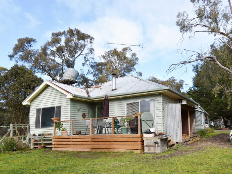 91 Hardies Hill Road, Garibaldi, Vic 3352