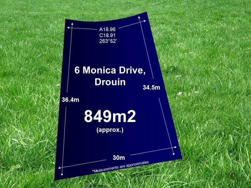 6 Monica Drive, Drouin, Vic 3818