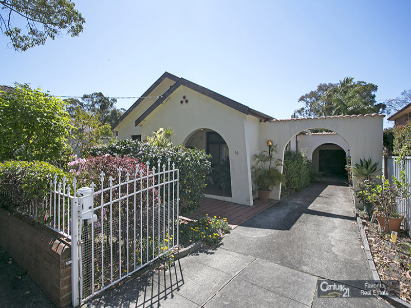 10 Dickson Street, Strathfield, NSW 2135