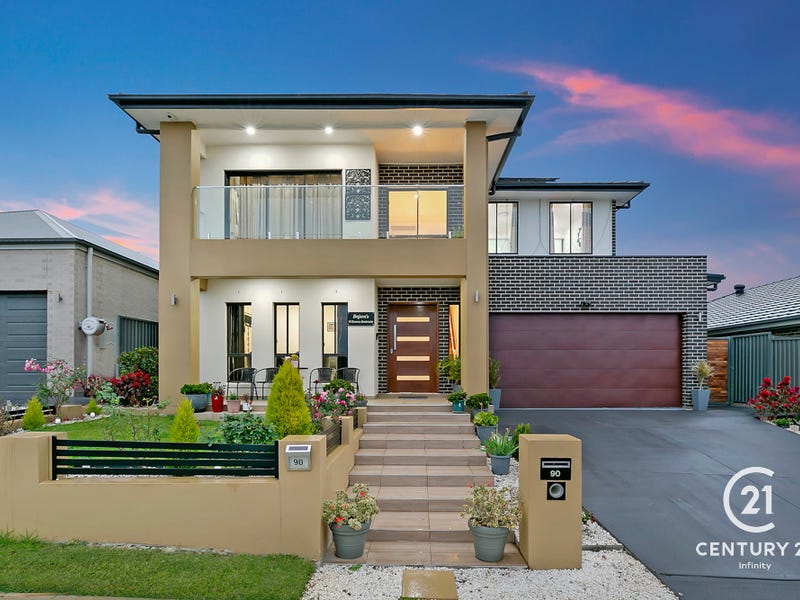 90 Donovan Boulevard, Gregory Hills, NSW 2557