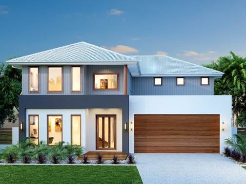 Lot 718 Home & Land Package at Caddens Hill, Caddens, NSW 2747