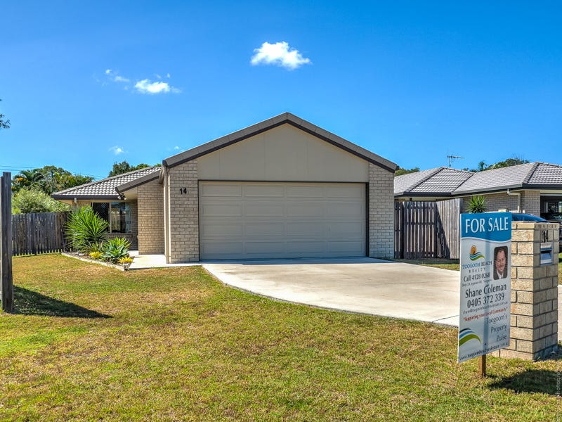 14 Seashore way, Toogoom, Qld 4655