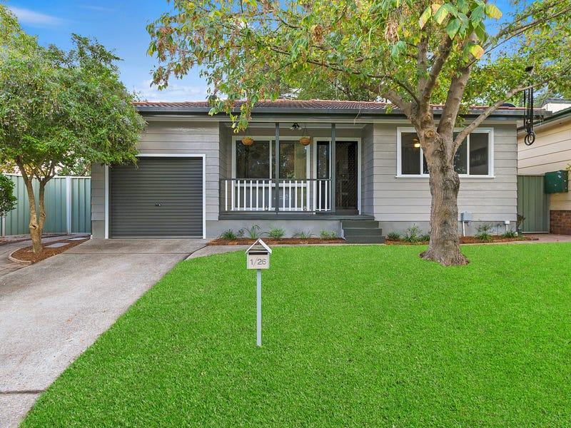 1/26 Thompson Avenue, Hobartville, NSW 2753