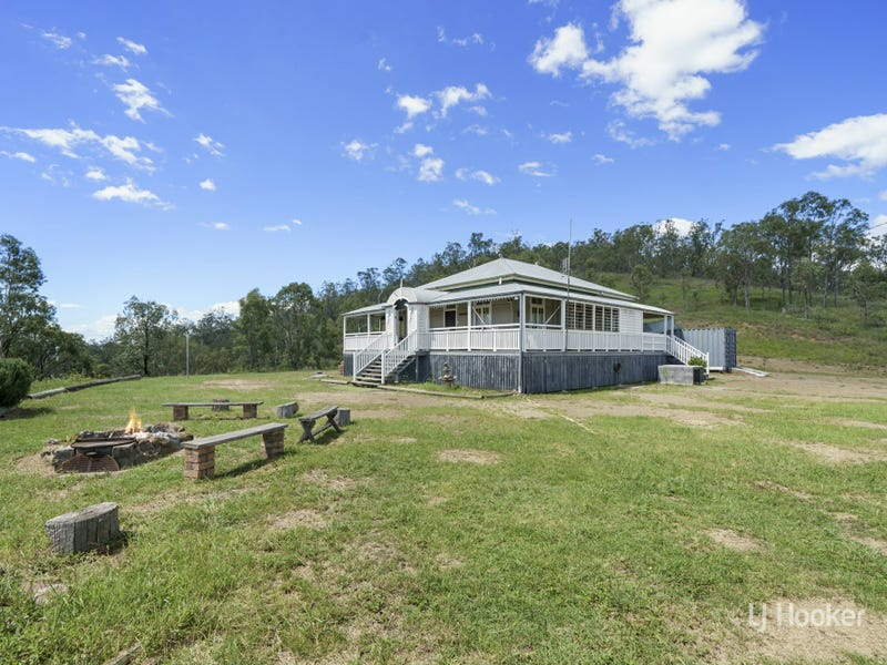 460 Turtle Creek Road, Harlin, Qld 4314