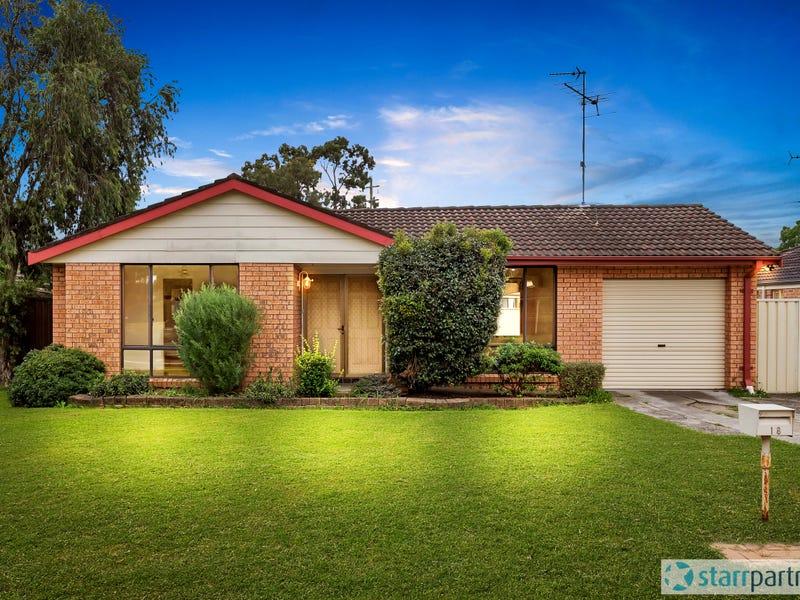 18 Scarsborough Crescent, Bligh Park, NSW 2756