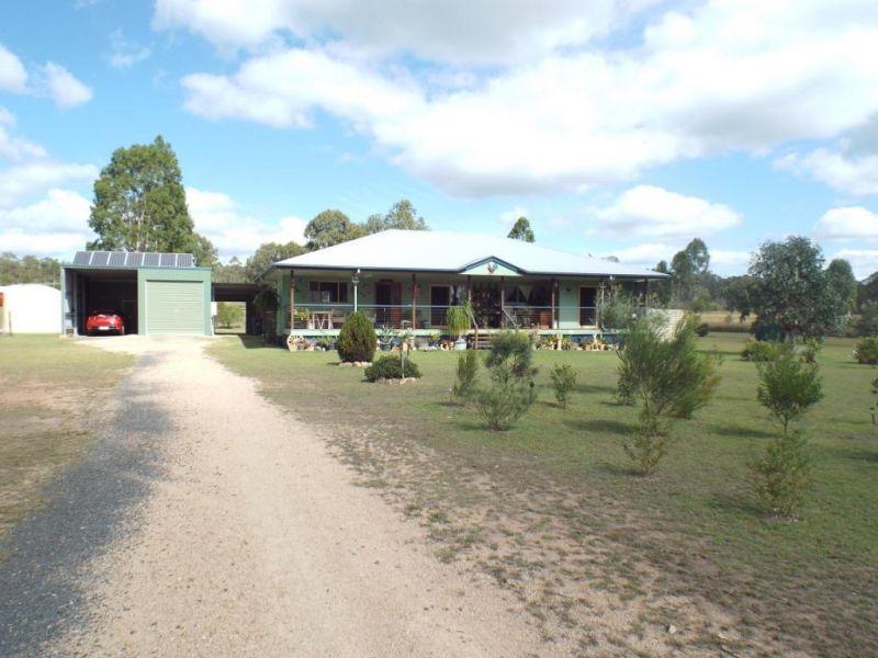 1740 Memerambi - Barkers Creek Road, Wattle Camp