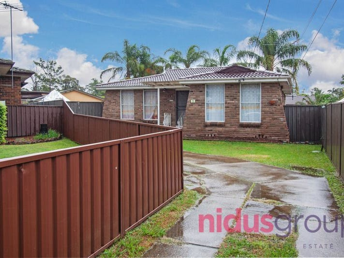 6 Miax Place, Dharruk, NSW 2770