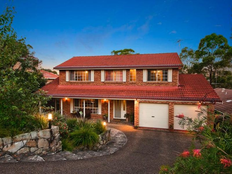 7 Sunset Avenue, Hornsby Heights, NSW 2077