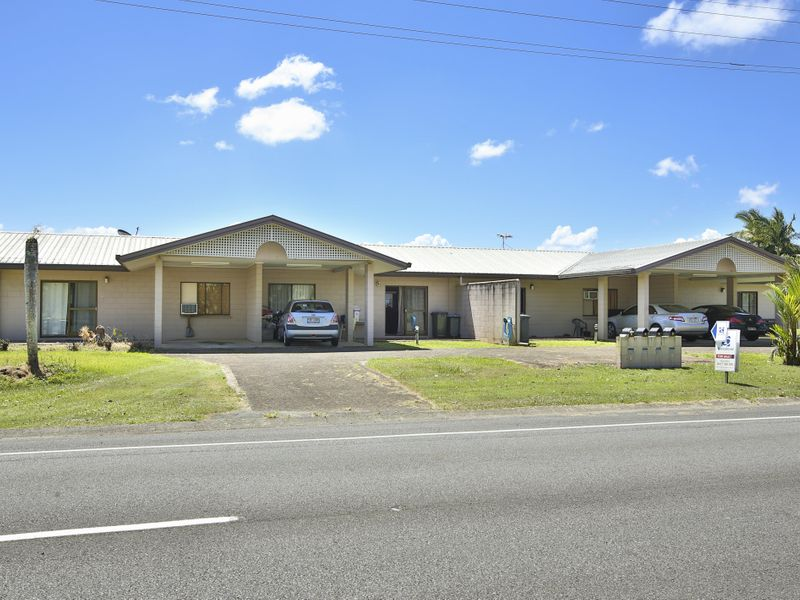 1,2,3 & 4 UNITS/180 Mourilyan Road, South Innisfail, Qld 4860