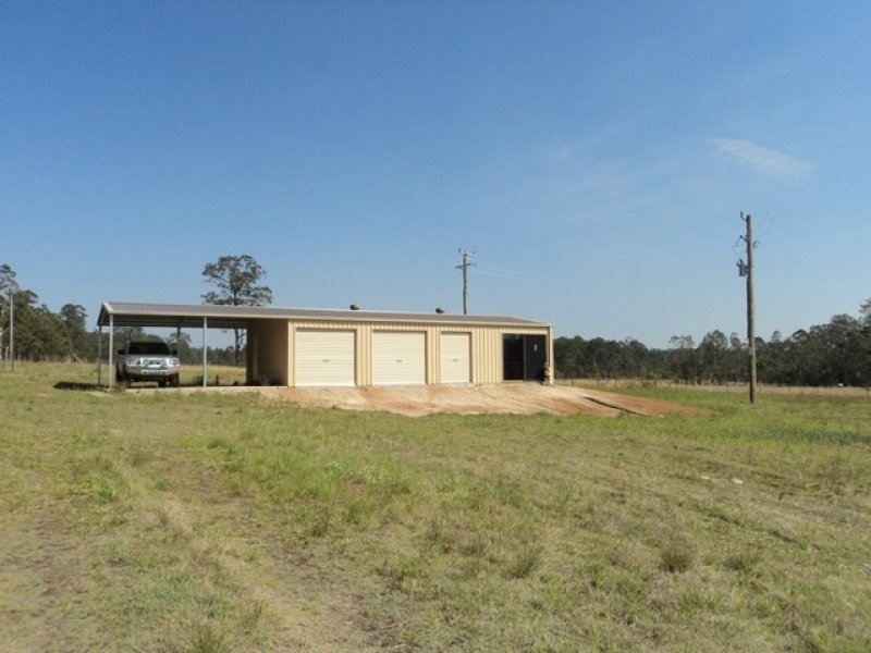 826 Old Tenterfield Road, Whiporie, NSW 2469
