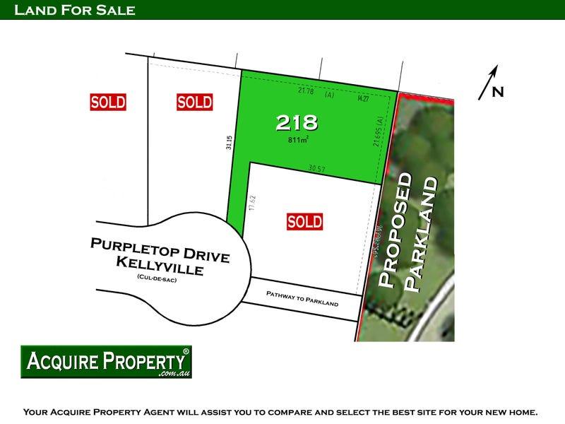 36 Purpletop Drive, Kellyville, NSW 2155