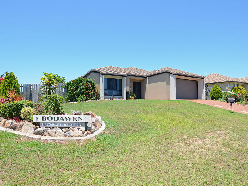 5 Bayridge Heights Drive, Nikenbah, Qld 4655