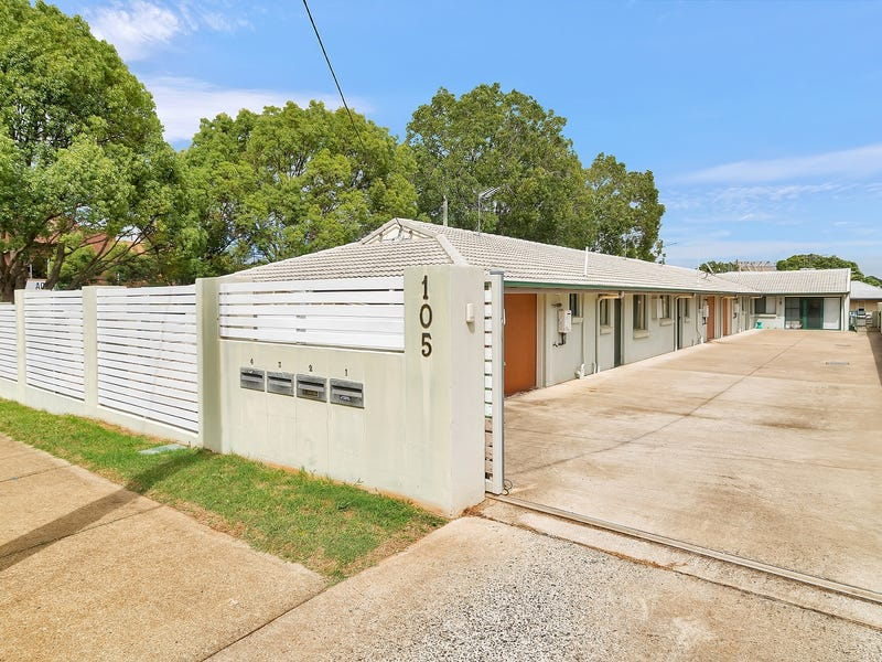 2/105 Campbell Street, Toowoomba City, Qld 4350
