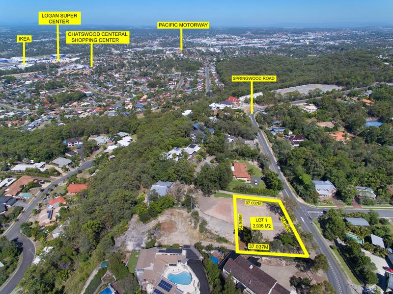 441 Springwood Road (Lot 1), Daisy Hill, Qld 4127