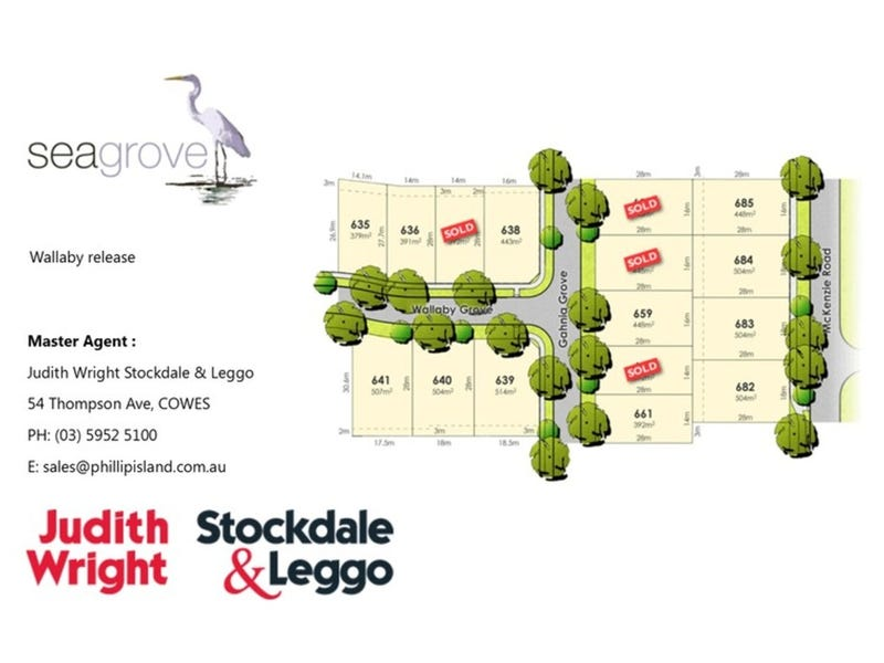 Lot 685, Wallaby Grove, Cowes, Vic 3922