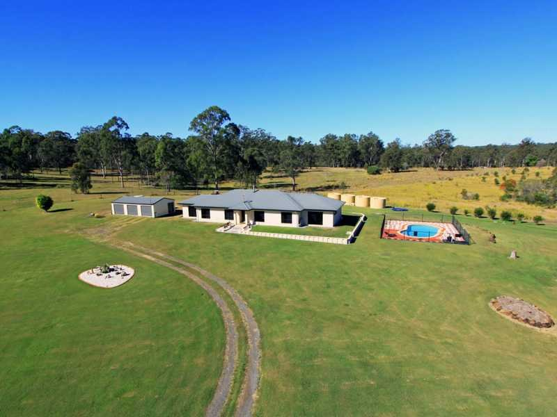 403 Sully and Dowdings Road, Pine Creek, Qld 4670