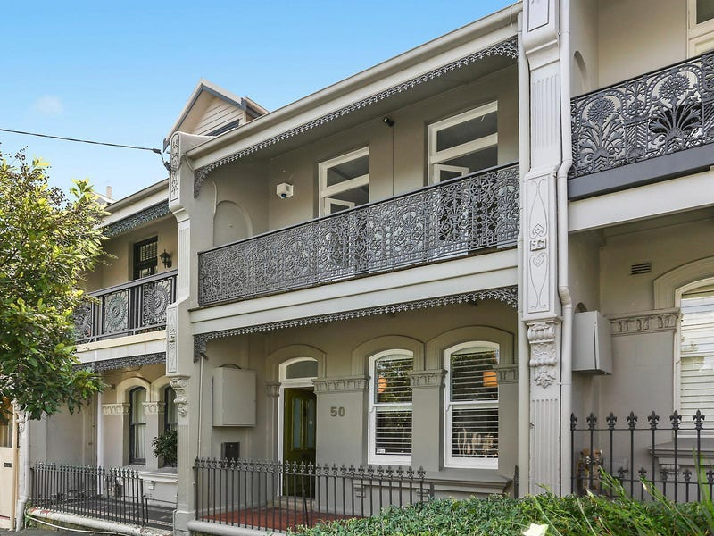 50 Renny Street, Paddington, NSW 2021