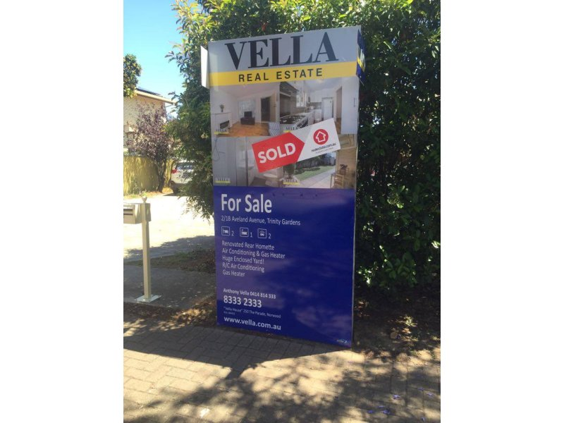 Villa 2/1B Aveland Avenue, Trinity Gardens, SA 5068