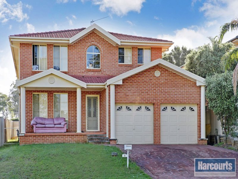 9 Clydesdale Drive, Blairmount, NSW 2559