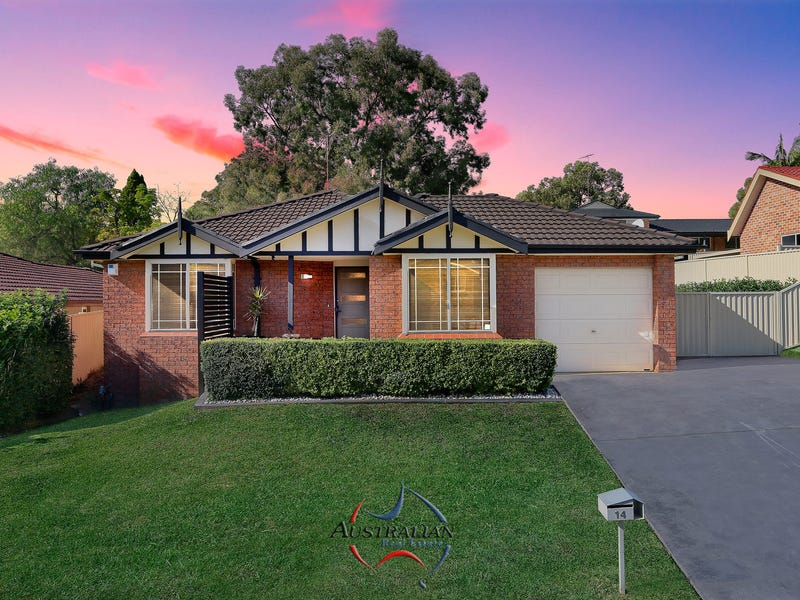14 Medwin Place, Quakers Hill, NSW 2763