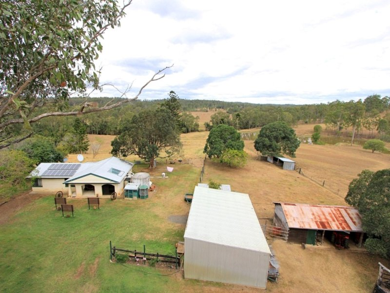 675 Pine Creek Road, Pine Creek, Qld 4670