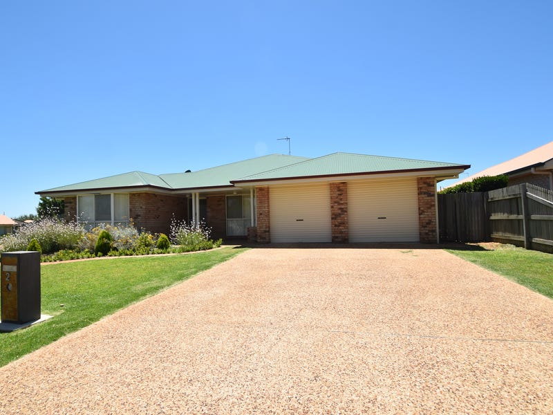 2 Deller Close, Middle Ridge, Qld 4350