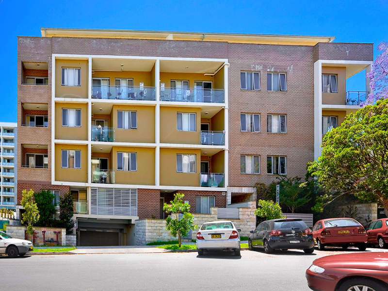 27/1-5 Hilts Road, Strathfield, NSW 2135
