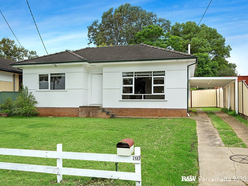 13 Lucy Street, Merrylands West, NSW 2160