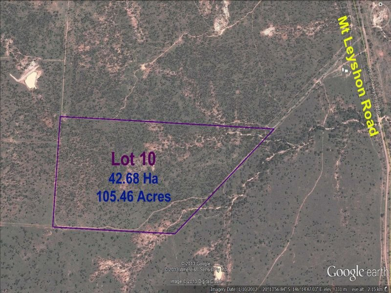 Lot 10 Macovin Ridge Road, Toll, Qld 4820