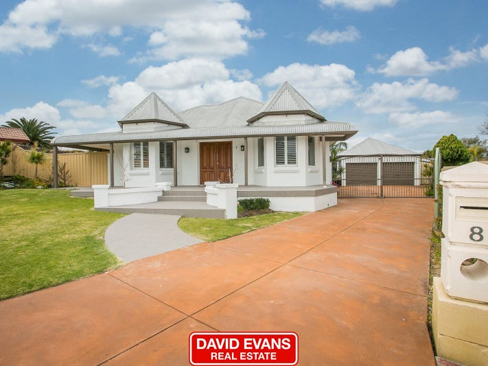 8 Cradle Close, Alexander Heights, WA 6064
