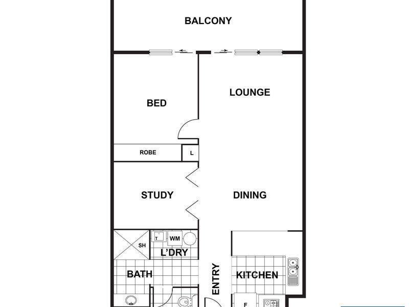 42/43 Hibberson Street, Gungahlin, ACT 2912 - floorplan