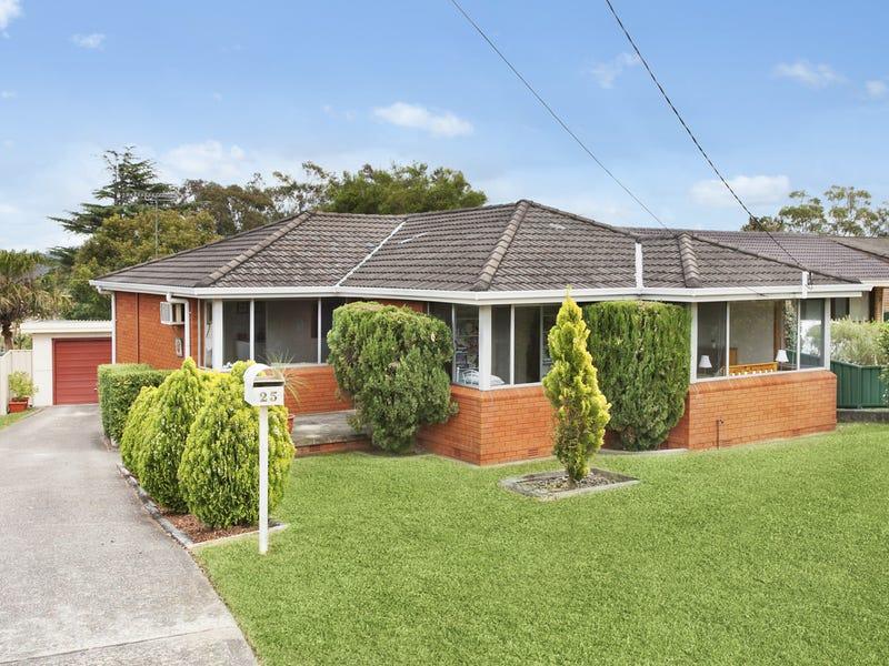 25 Naranga Avenue, Engadine, NSW 2233