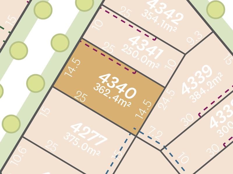 Lot 4340, Lot 4340 Proposed Road, Denham Court, NSW 2565