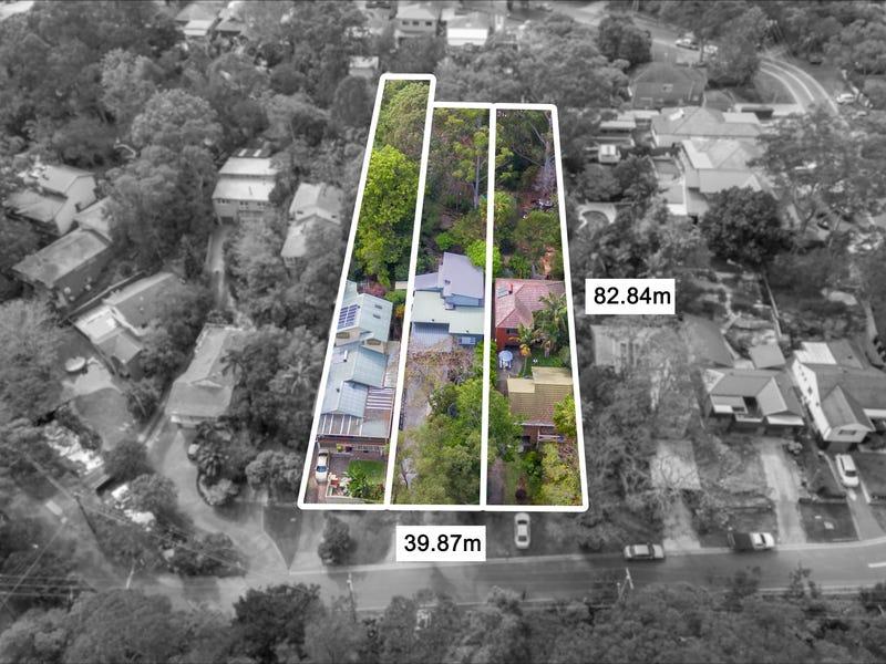 4, 6 & 8  Wattle Road, Jannali, NSW 2226